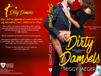 Spotlight New Release | DIRTY DAMSELS by Peggy Jaeger