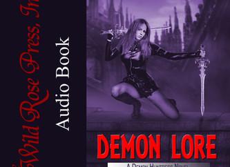 Spotlight New Audio Release | DEMON LORE by Karilyn Bentley