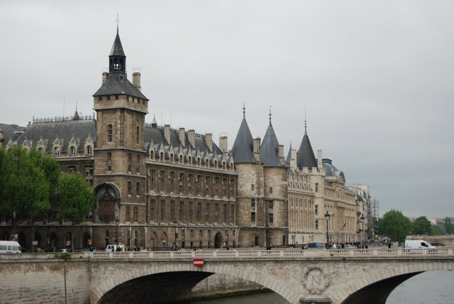 Paris, France. Photo by John Morgan
