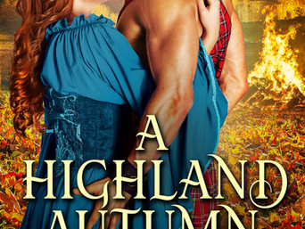 "An Unforgettable Highland Romance in ""A Highland Autumn"" by Sophia Nye"