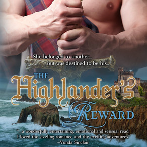 """Medieval Monday Concludes with """"The Highlander's Reward"""" by Eliza Knight"""