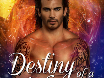 Release Day for DESTINY OF A WARRIOR!