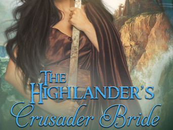 Medieval Monday | THE HIGHLANDER'S CRUSADER BRIDE by Cathy and DD MacRae