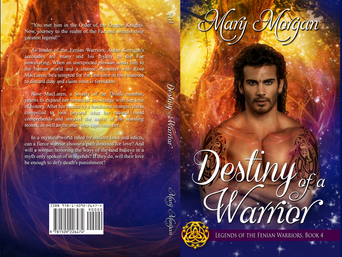8 Reasons Why You Should Read DESTINY OF A WARRIOR