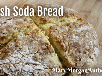 Friday Feast | Delicious Irish Soda Bread