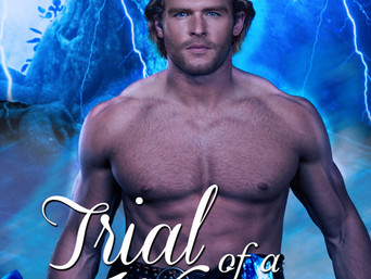Release Day for TRIAL OF A WARRIOR