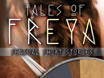 Spotlight New Release Interview | TALES OF FREYA by Sarah Dahl