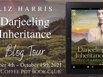 "The Coffee Pot Book Club Presents ""Darjeeling Inheritance"" by Liz Harris"