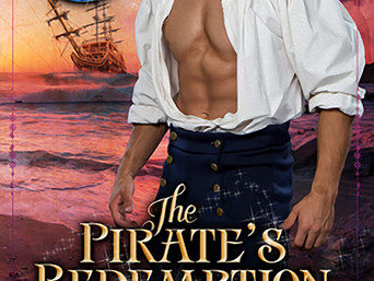 Medieval Monday | THE PIRATE'S REDEMPTION by Ruth A. Casie