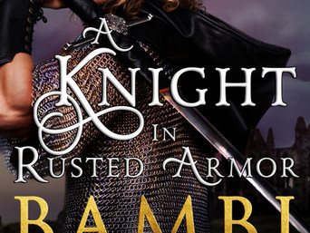 "Duty is the Essence of Manhood in ""A Knight In Rusted Armor"" by Bambi Lynn"