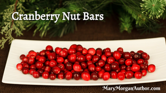 Friday Feast | Love those Cranberries