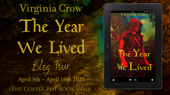 """The Coffee Pot Book Club Presents """"The Year We Lived"""" by Virginia Crow"""