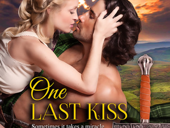Medieval Monday | ONE LAST KISS by Sherry Ewing