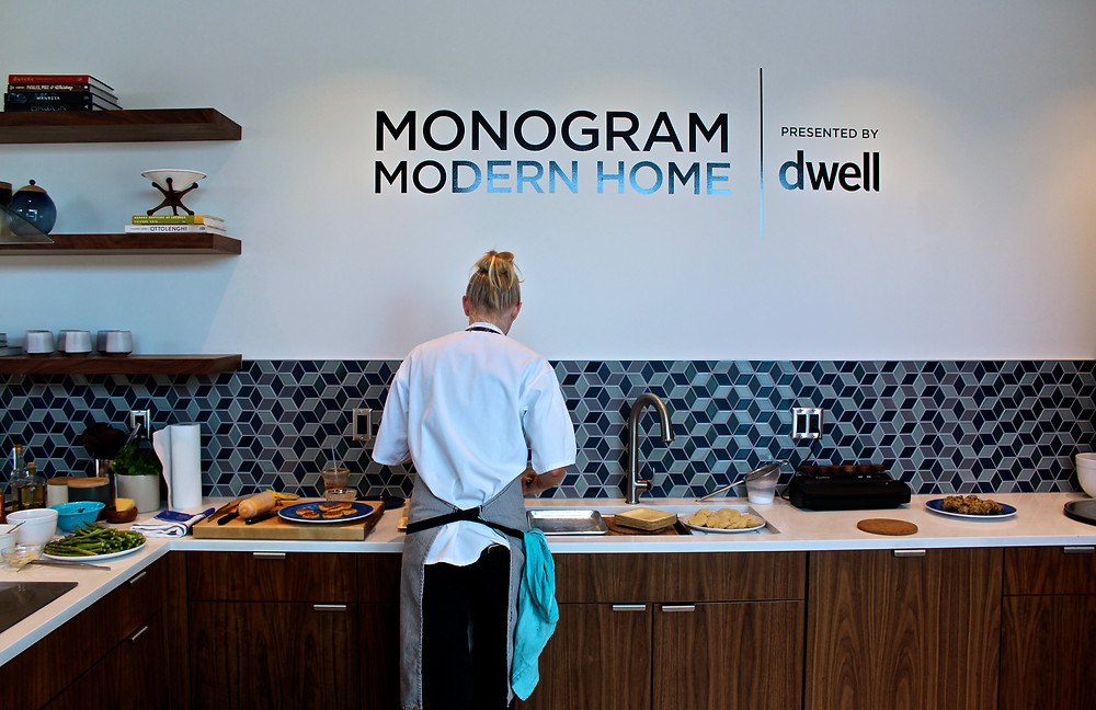 Monogram Modenr Home by dwell