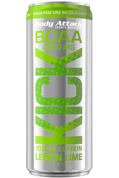 BODY ATTACK BCAA KICK (330ML)