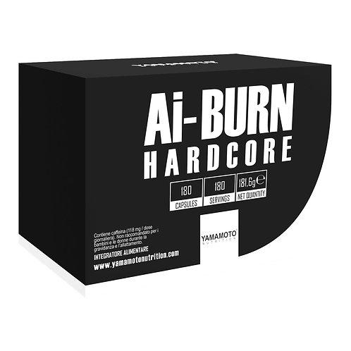 Yamamoto Ai-BURN® HARDCORE 180 Capsules