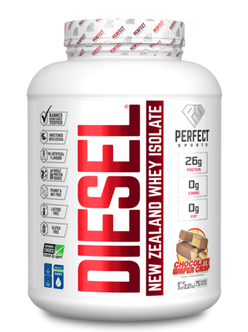 Diesel® NEW ZEALAND Whey Protein Isolate 2270g