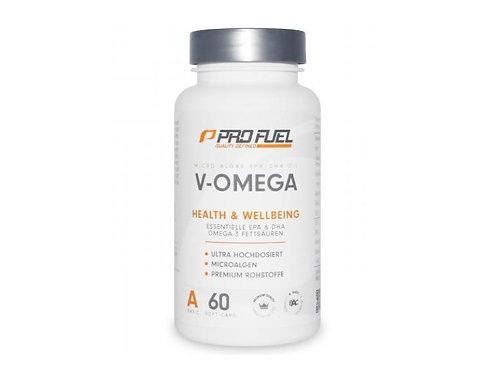 V-OMEGA | Oméga-3 | EPA et DHA | 60 gélules