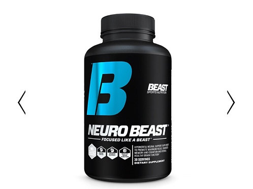 Beast Sports Nutrition NEURO BEST 90 capsules  30 services