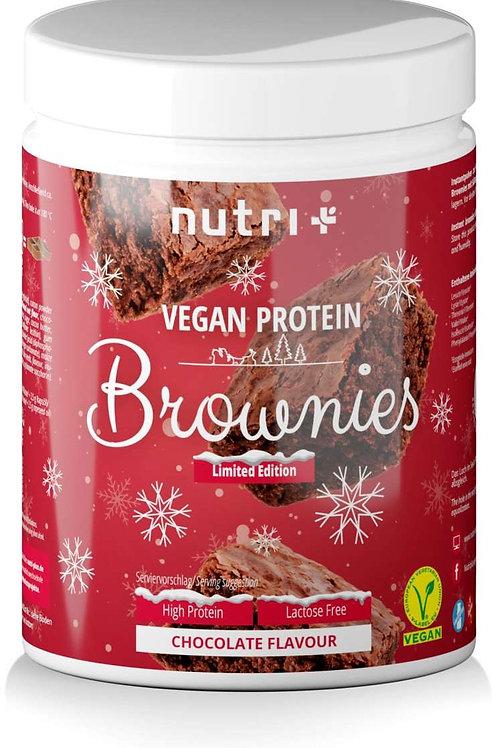 Nutri+ Vegan Protein Brownies 500 g