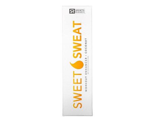 Sports Research Améliorateur d'entraînement Sweet Sweat, stick crème amincissant