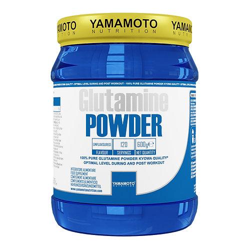 Yamamoto Glutamine POWDER Kyowa® Quality 600 Grams / 120 sérvices