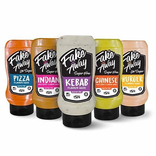 The Skinny Food Fake Away Sauces 452g