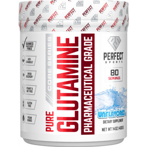 PERFECT Sports Glutamine Vegan-Source