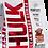 Thumbnail: PERFECT Sports Hulk Clean Mass Gainer 4540g