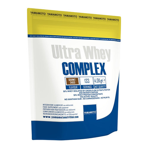 Yamamoto Ultra Whey COMPLEX 4,000kg