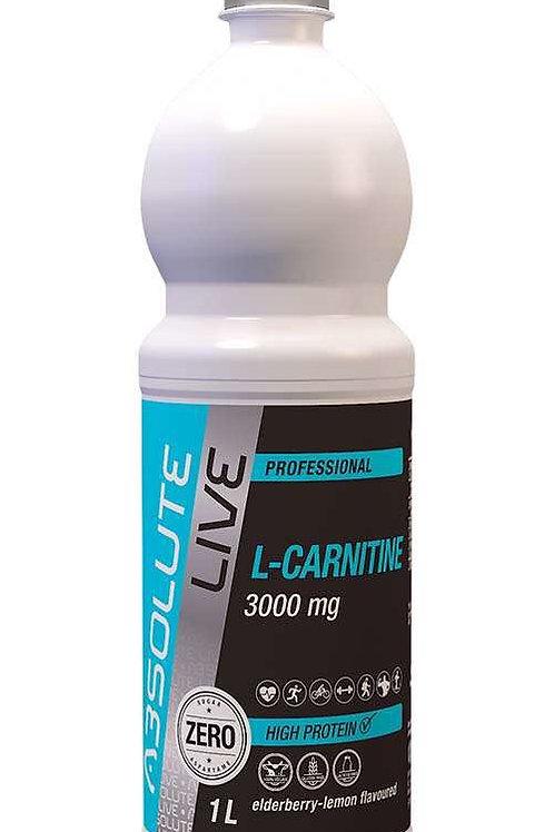 ABSOLUTE LIVE L-CARNITINE  3000mg 1000ML