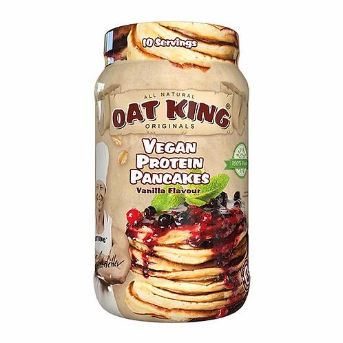 Oat King Vegan Protein Pancakes (Vanilla) 500g