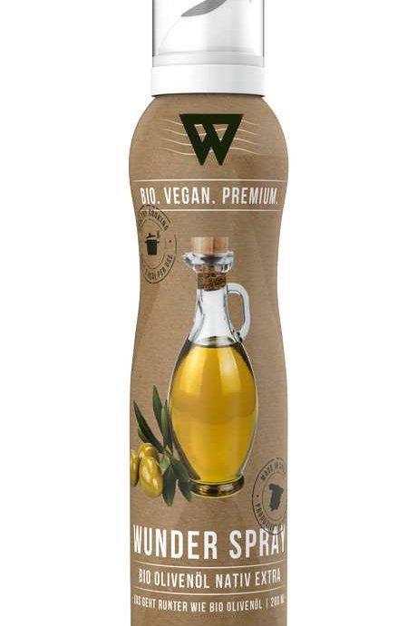 Wunder Spray de cuisson à l'huile d'olive BIO (200ML)