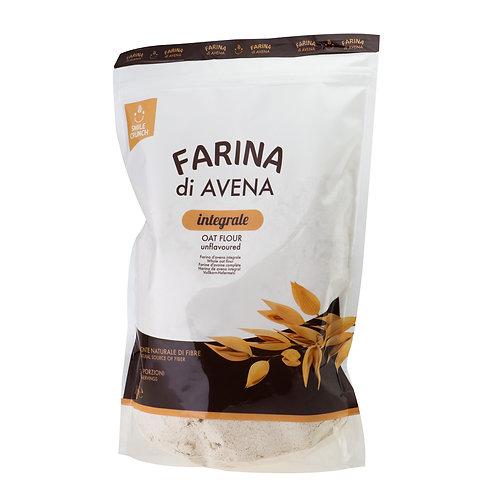 Smile Crunch Farine d'avoine complète 1000g