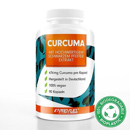 Profuel CURCUMA 90 capsules