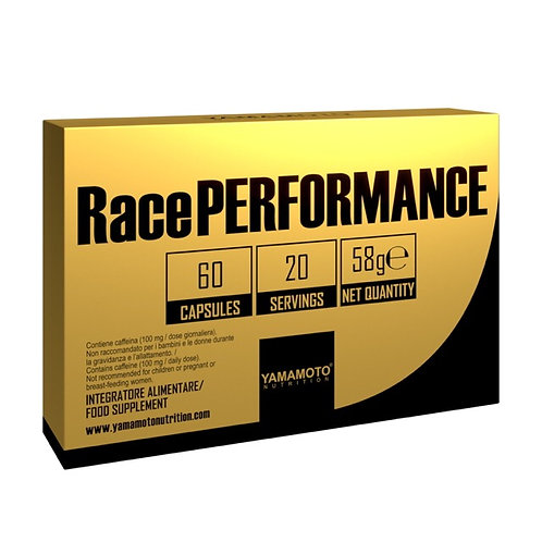Yamamoto Race PERFORMANCE  20 services 60 capsules 58g