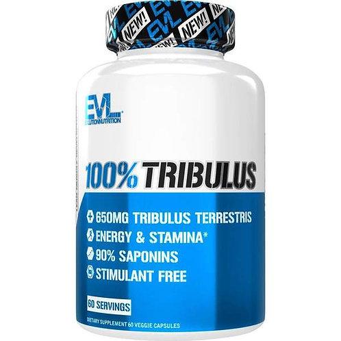 EVLution Nutrition 100% Tribulus, 60 Veggie Capsules