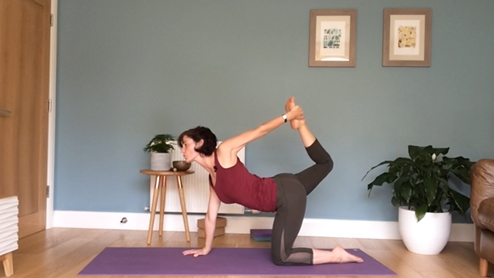 Wednesday Week 1 Rise and Shine Yoga