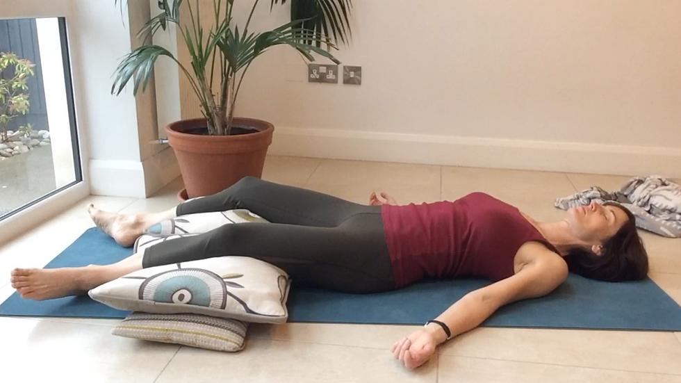 Yoga Nidra - Guided Relaxation