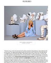 Artist Danica Barboza, '30 under 35', Yo