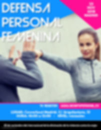 desafio personal defensa personal femeni