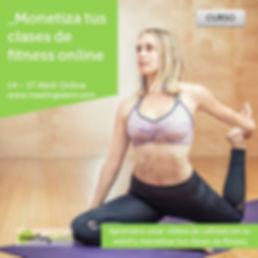 Monetiza tus clases de fitness online.jp