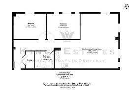 Calverley House Show Flat 2 Bed FLOOR PL