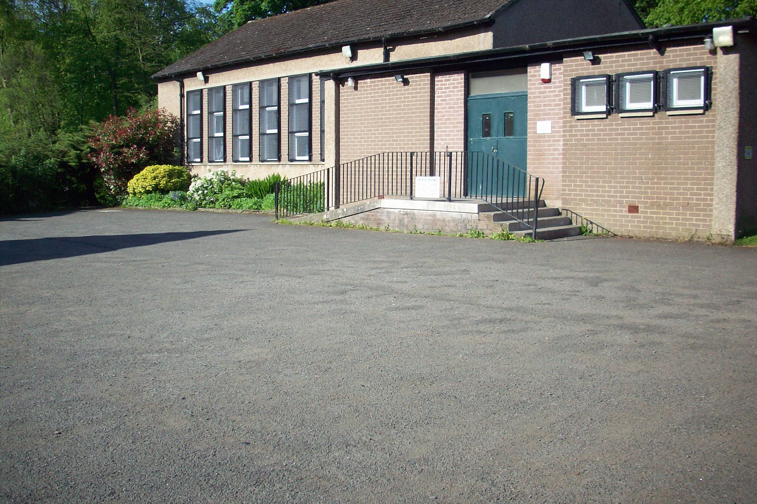 Holy Cross Church Hall