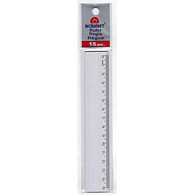 REGUA 15cm ACRIMET