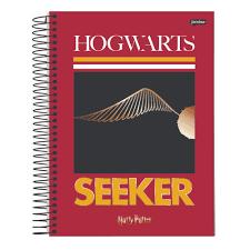 Caderno Harry Potter Seeker Jandaia 96fls