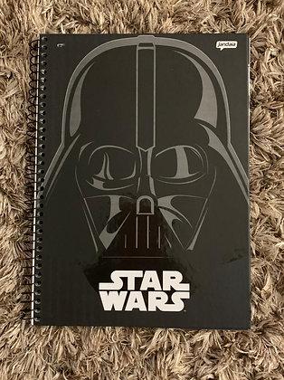 Caderno Star Wars Jandaia Vader 96fls