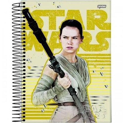 Caderno Star Wars W 96fls
