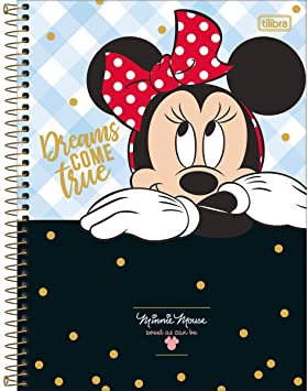 Caderno Sweet As Can Be Tilibra 80fls