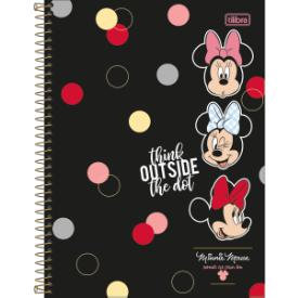 Caderno Think Outside the Dot Tilibra 80fls